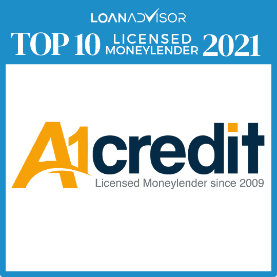 Top 10 Moneylender - A1 Credit