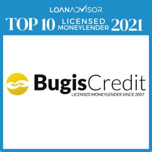 Top 10 Moneylender - Bugis Credit