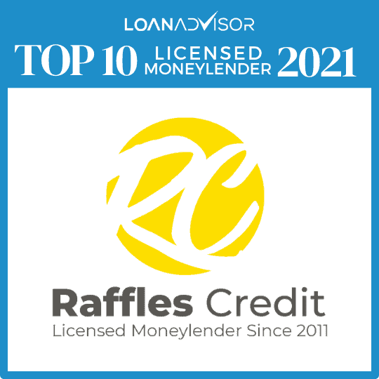 Top 10 Moneylender - Raffles Credit