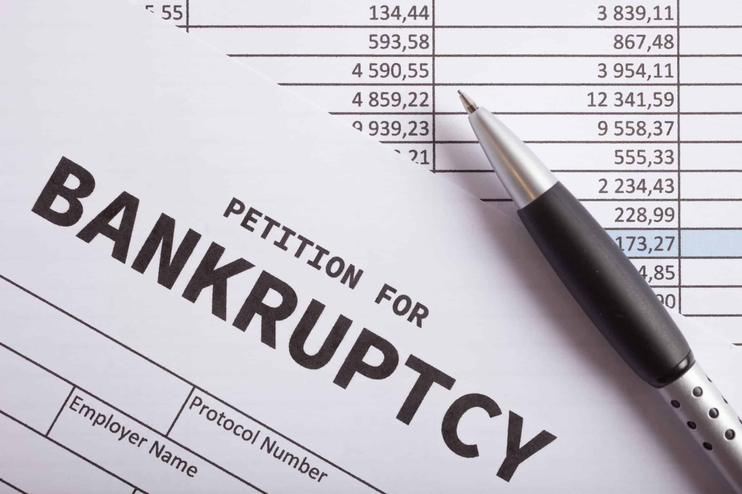 Process And Procedure Of Filing For Bankruptcy In Singapore