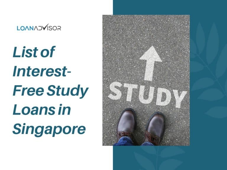 List of Interest Free Study Loans in Singapore